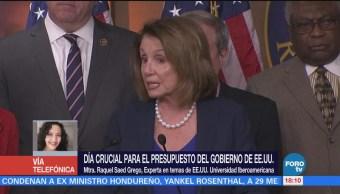 Demócratas No Cederán Trump Temas Migratorios