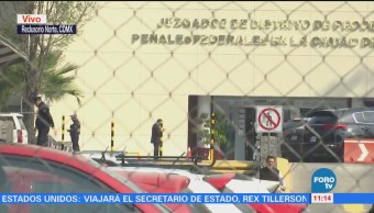 Realizan nueva audiencia por lavado de dinero contra Javier Duarte