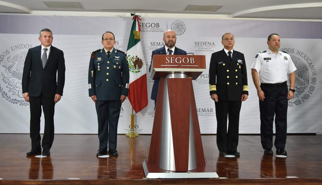 Renato Sales detalla operativo de captura de 'El Cochi'