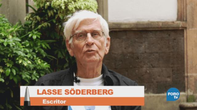 Retomando a… Lasse Söderberg