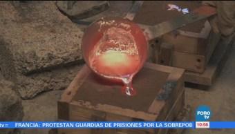 Retratos de México: La fabricación artesanal de campanas