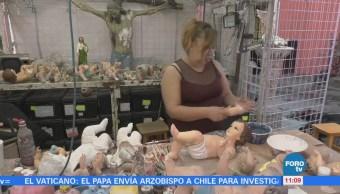 Retratos de México: Restauración de Niños Dios