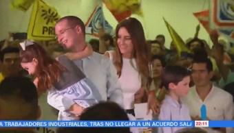 Ricardo Anaya Reúne Simpatizantes La Paz