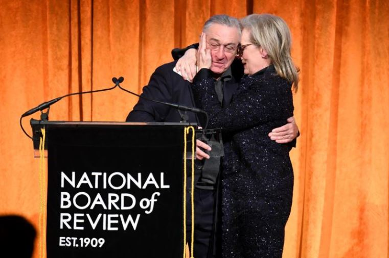 Robert De Niro, contra Trump: