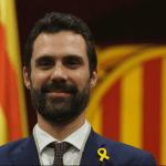 Un independentista de izquierda, nuevo presidente del Parlamento catalán