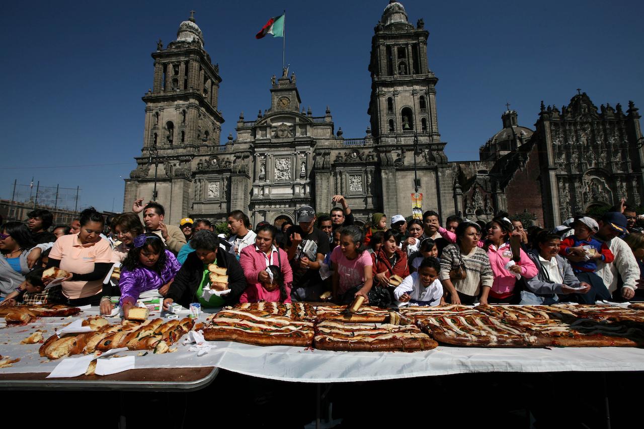 Rosca Reyes Origen Significado Foto