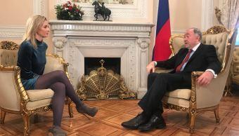 Estabilidad democrática México es importante Rusia