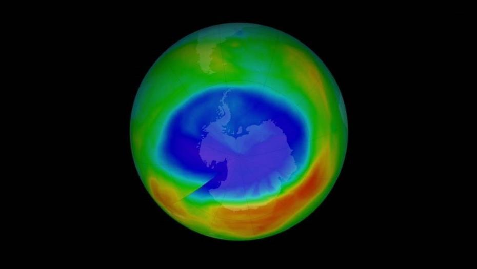 Científicos obtienen pruebas de la recuperación de la capa de ozono