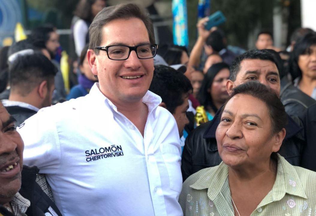 Chertorivski asegura que ganará candidatura de coalición 'Por la CDMX al Frente'