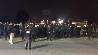 Fiscalía remite a 69 personas por saqueos en el Estado de México