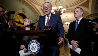 Schumer califica lista deseos intransigentes plan migratorio Trump