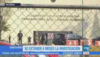 Se extiende 6 meses más la investigación del caso Javier Duarte