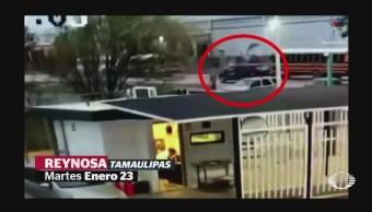 Se registran balaceras, por tercer día consecutivo, en Reynosa