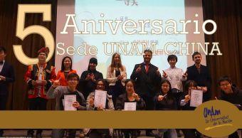 Sede de la UNAM en China moviliza más de 250 alumnos en cinco años