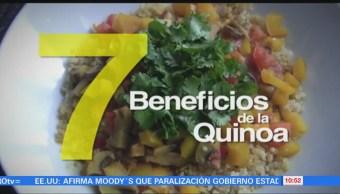 Siete datos sobre la quinoa