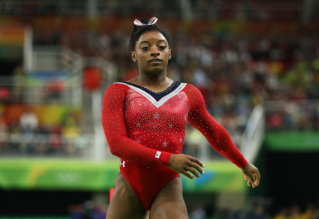 La medallista olímpica estadounidense Simone Biles revela abuso sexual de médico