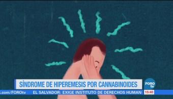 Síndrome de hiperemesis por cannabinoides