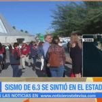 Sismos con epicentro en BCS se percibieron hasta Sinaloa