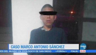 Someten a revisión médica a Marco Antonio Sánchez Flores
