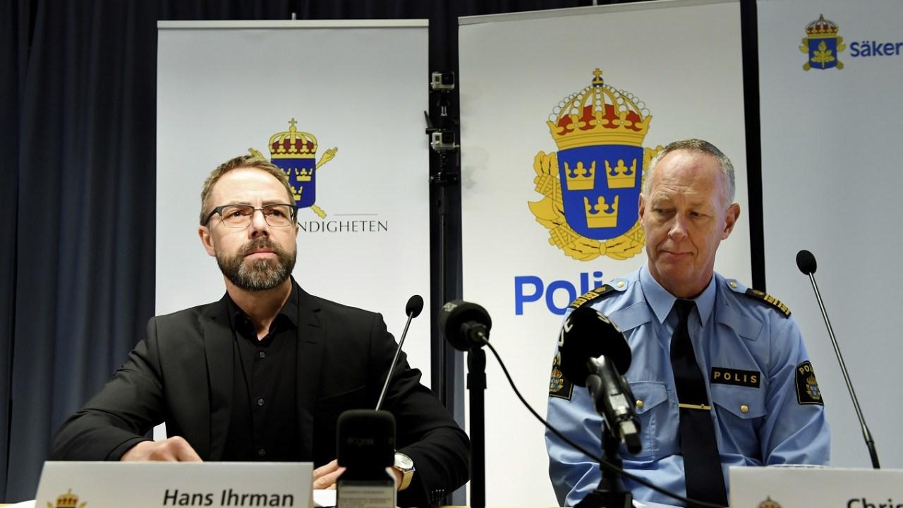 Rakhmat Akilov es acusado formalmente de terrorismo en Estocolmo