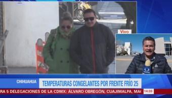 Suman cuatro muertos a causa del frío en Chihuahua
