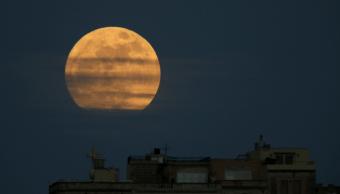 Inicia el 2018… con súper luna