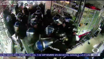 Suspenden Policías Cdmx Investigan Operativo Meave