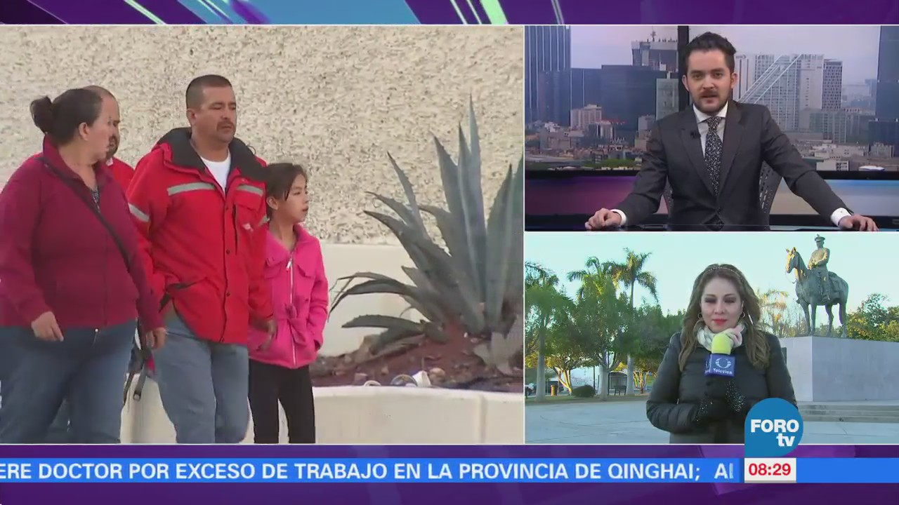 Temperaturas congelantes en Sonora por frente frío 25