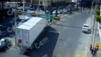 vinculan a proceso a conductor del trailer que dejo 6 lesionados en guanajuato