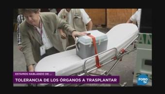 Trasplantes de Órganos y tejidos en México