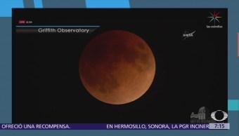Tres fenómenos lunares ocurren al mismo tiempo, no sucedía desde hace 152 años