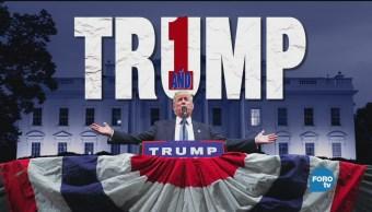 Trump cumple un año en el poder