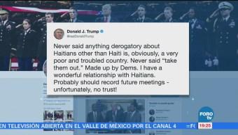 Trump Goza Excelente Salud Revela Examen Médico