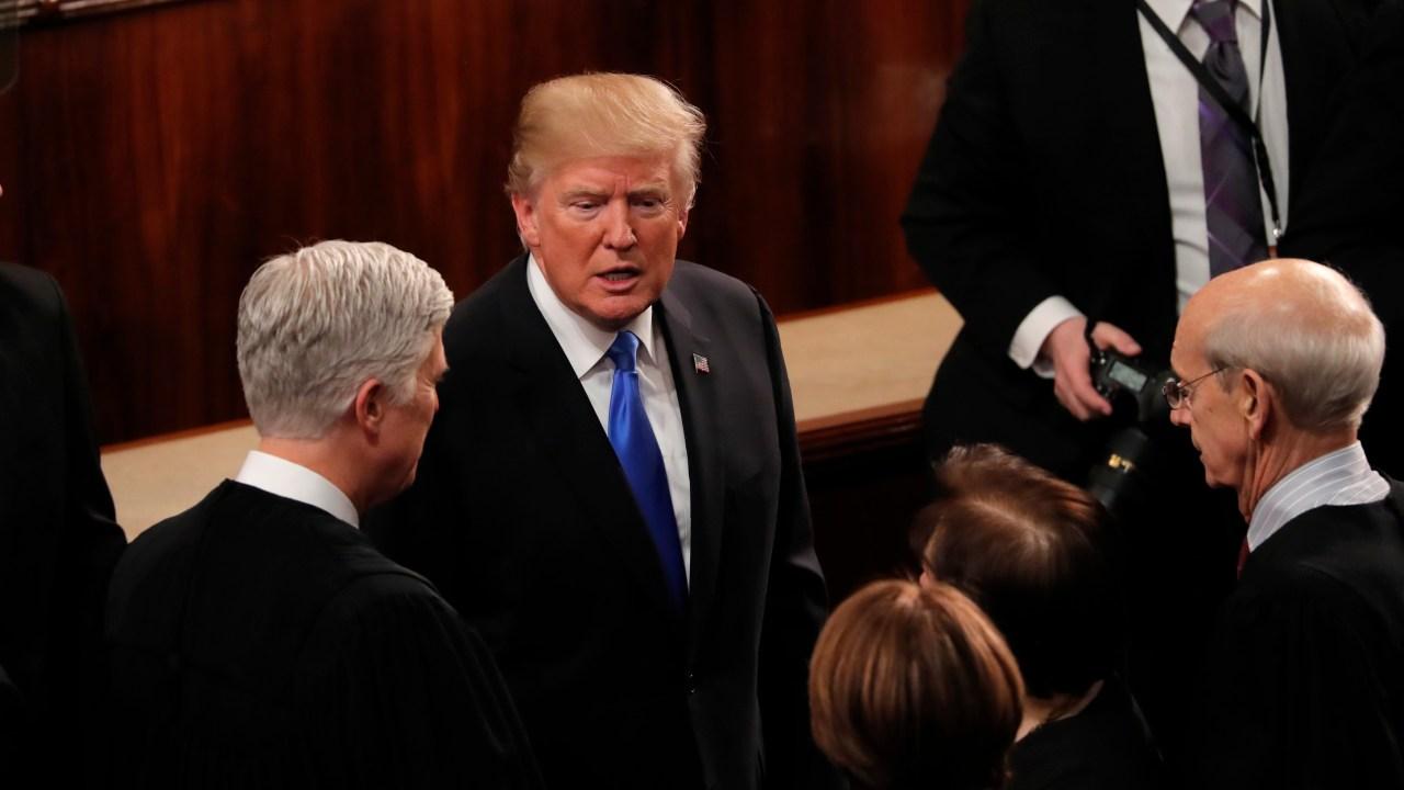 Donald Trump insiste Congreso aprobar reforma migratoria