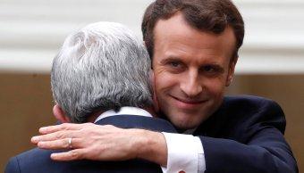 Donald Trump invita Emmanuel Macron Casa Blanca