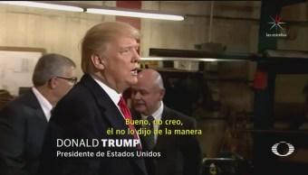 Trump vuelve a encender el tema del muro con México