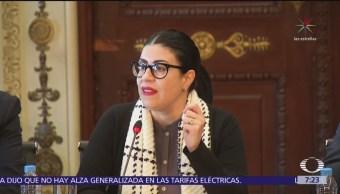 Vanessa Rubio deja la SHCP y se integra al equipo de Meade