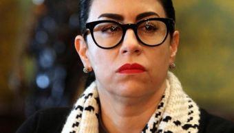 Vanessa Rubio Márquez deja su cargo en Hacienda