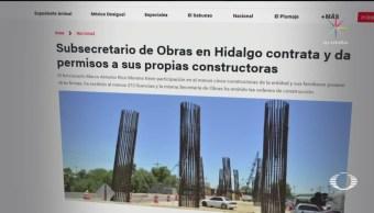 Vinculan a proceso a ciudadano que denunció conflicto de interés, en Hidalgo