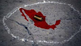 2017, un año marcado por la violencia en mexico
