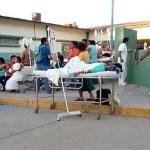 Sismo de magnitud 7.2 provoca daños en hospital del IMSS en Oaxaca