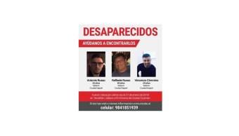 fiscalia jalisco investiga desaparicion tres italianos seido podria atraer caso