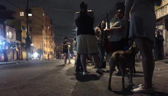 reportan saldo blanco en el país tras sismo de magnitud 6.0