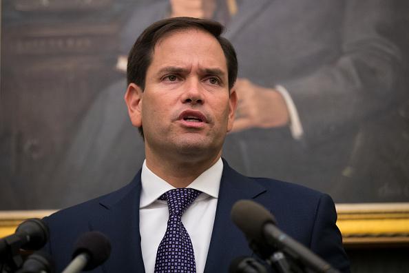 Senador republicano Rubio aboga abiertamente por un golpe militar en Venezuela — EEUU