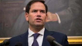 Senador Marco Rubio se manifiesta favor de golpe de Estado en Venezuela