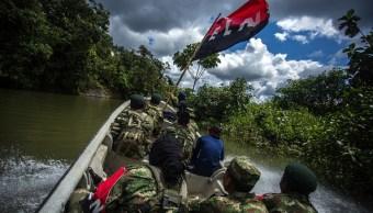 ELN anuncia cese al fuego durante elecciones legislativas de Colombia