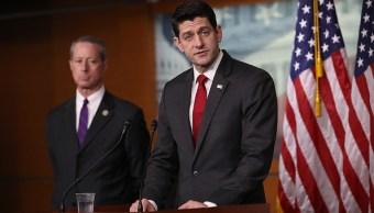 Republicano Paul Ryan se compromete a aprobar acuerdo migratorio para dreamers