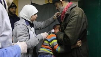 Continúan bombardeos en Guta tras resolución de la ONU para cese al fuego