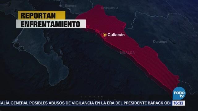 Abaten Culiacán Dos Integrantes Cártel Del Pacífico