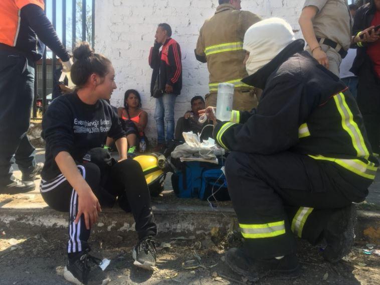 Ataque de abejas deja 24 heridos en Zapopan, Jalisco